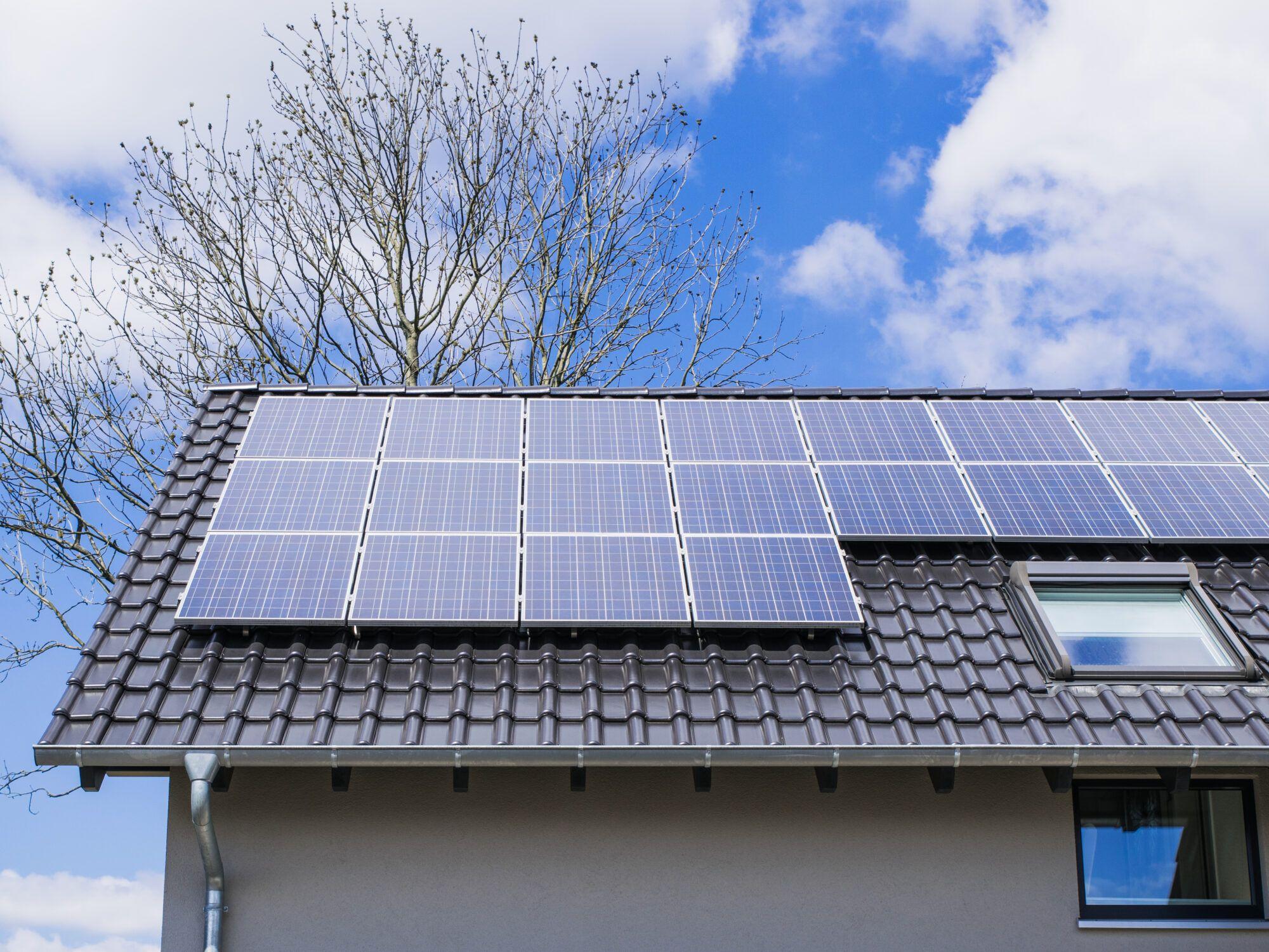 Zijn zonnepanelen verzekerd?