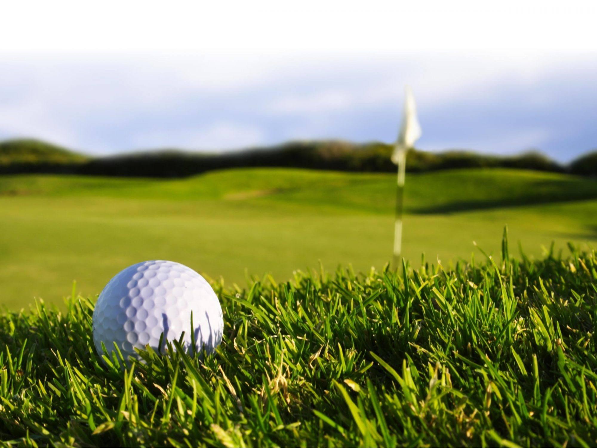 Golfers opgelet!