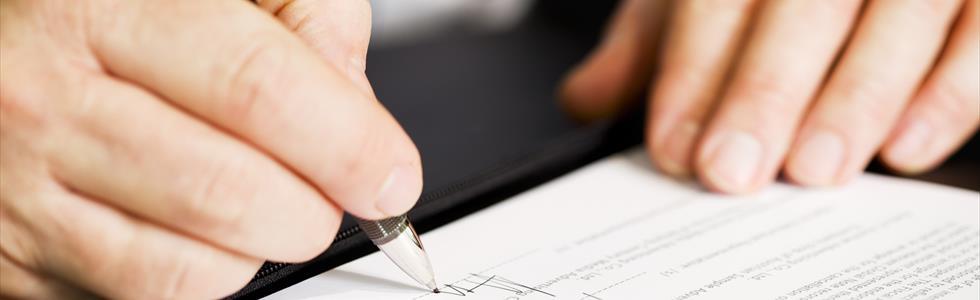 Registratie van personalia bij Stichting CIS te Zeist